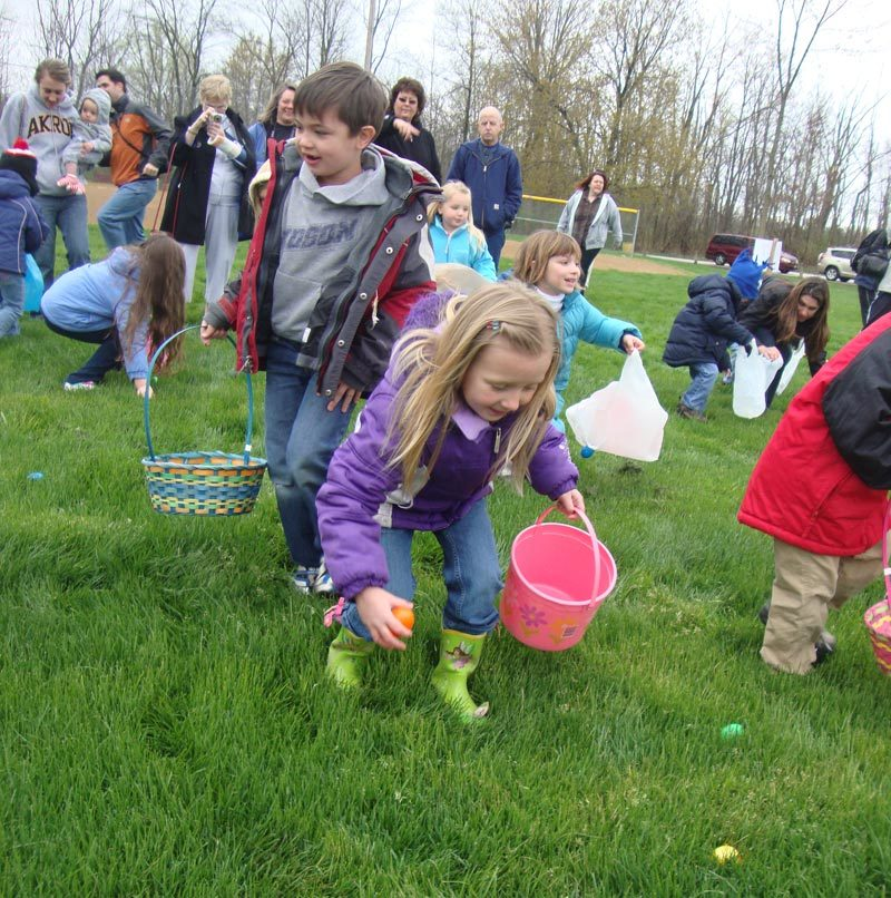 2019 Akron Summit County Ohio Easter Egg Hunts
